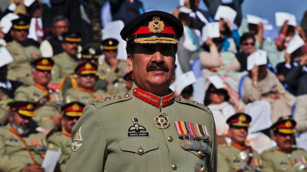 Raheel Sharif - Reuters